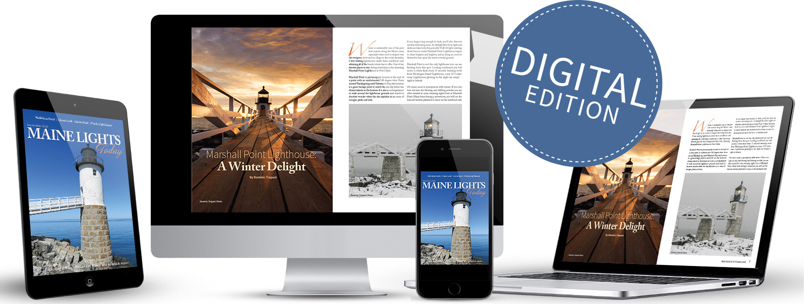 Maine Lights Today Digital Editions