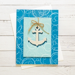 Anchor of Hope Note Card - Single