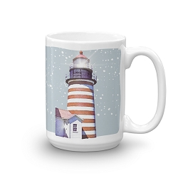 Heart's Guiding Light Mug