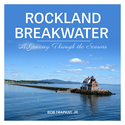 Rockland Breakwater: A Journey Through the Seasons