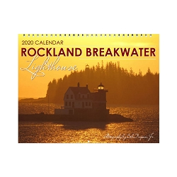 2020 Rockland Breakwater Lighthouse Calendar